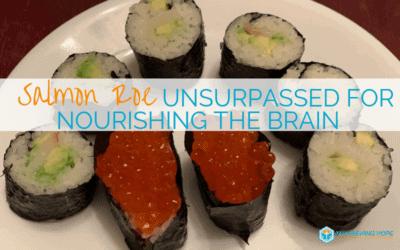 Salmon Roe – Unsurpassed for Nourishing the Brain