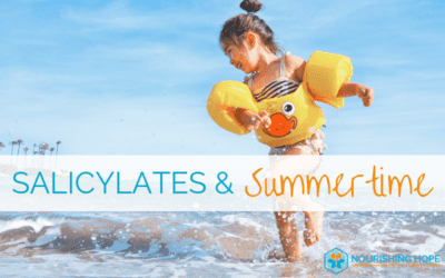 Salicylates and Summertime