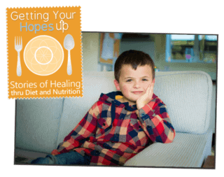Nourishing Hope Success Story: Getting Your Hopes Up with Shamus