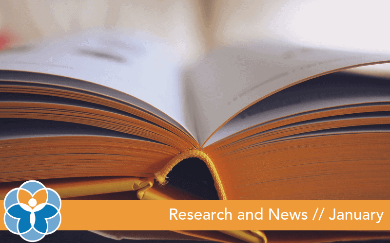 Research, Studies and News – January 2019