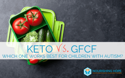 The Ketogenic Diet vs. a Gluten-Free Casein-Free Diet: Which One Works Best for Children with Autism?