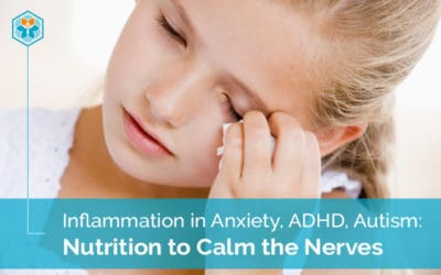 Inflammation in Anxiety, ADHD, Autism, and Other Neurological Conditions: Nutrition to Calm the Nerves